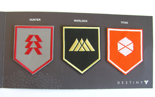 Destiny Class Patches