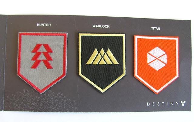Destiny Class Patches