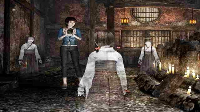 Fatal Frame III The Tormented (1)