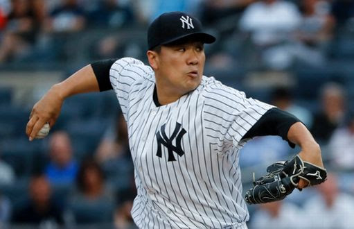 Tanaka dazzles, Yankee bats stay hot as they defeat Rays 6-1