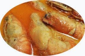 Gulai Belacan makanan khas Riau