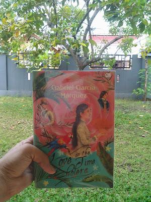 Resensi Buku Cinta di Tengah Wabah Kolera Karya Gabriel Garcia Marquez