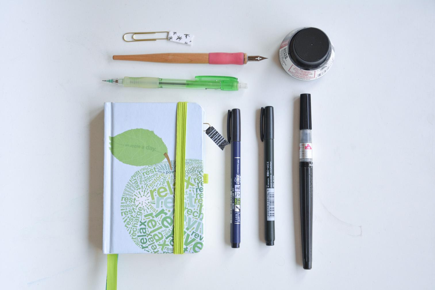Elegir el cuaderno