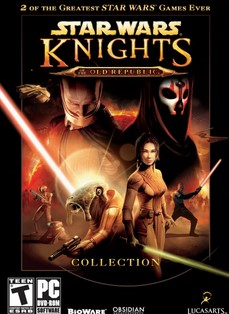 Star Wars Knights of the Old Republic Collection pc full 1 link español mega