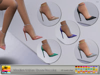 Madlen Kristen Shoes Recolor