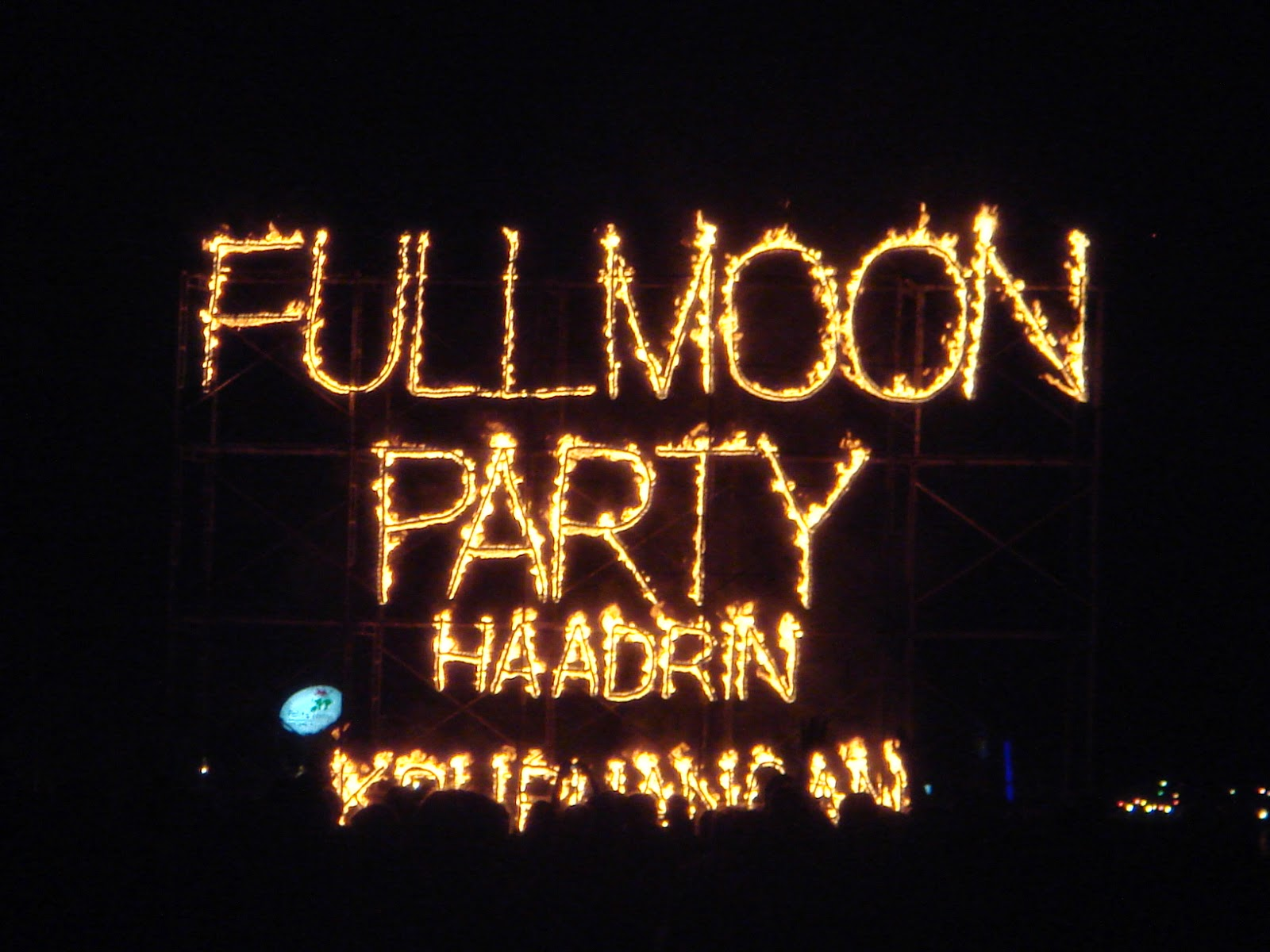 2015 Full Moon Party Koh Phangan