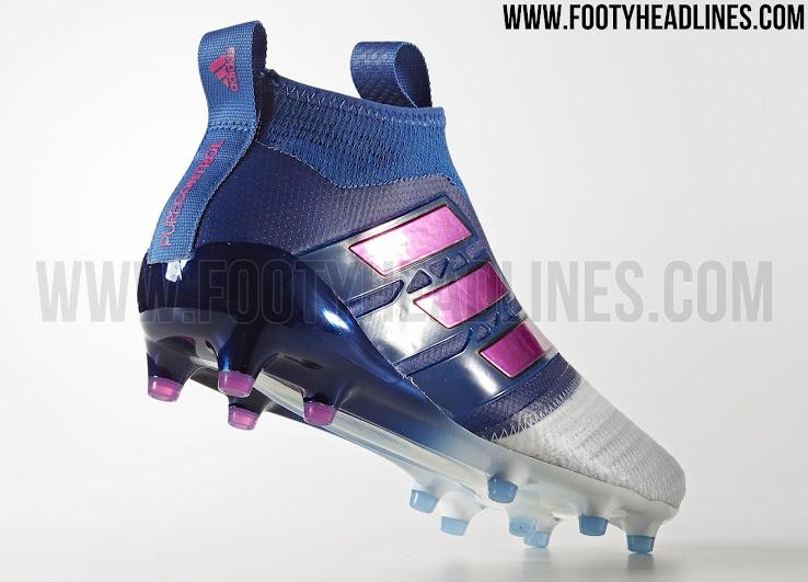 Adidas Ace 17 Blau