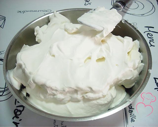 Nata montada o crema batida firne y 5 recetas