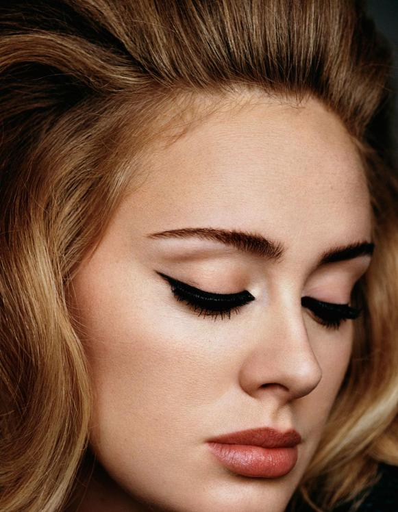 adele latest album song list