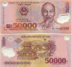 Vietnam: Money in Vietnam