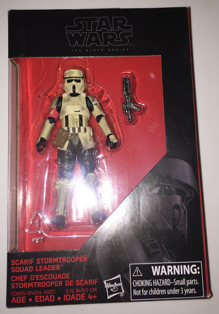 2016 Scarif Trooper, Shoretrooper, Rogue One, Star Wars