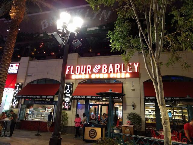 Flour & Barley on the Promenade