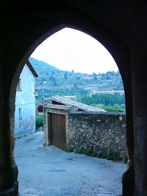 San Gregorio desde el interior