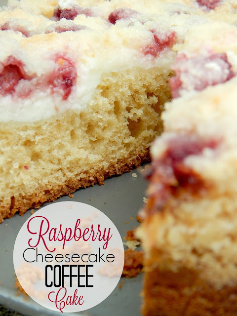 raspberry cheesecake coffee cake (sweetandsavoryfood.com)
