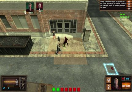 Download Vigilantes Highly Compressed Game For PC