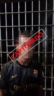 POLÍCIA MILITAR CAPTURA PROCURADO DA JUSTIÇA EM CANANÉIA