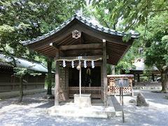 三嶋大社神馬舎