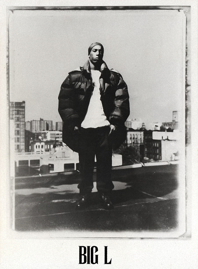 Big L Columbia Lifestylez ov da Poor & Dangerous Publicity Photo Press Kit Hip-Hop Nostalgia