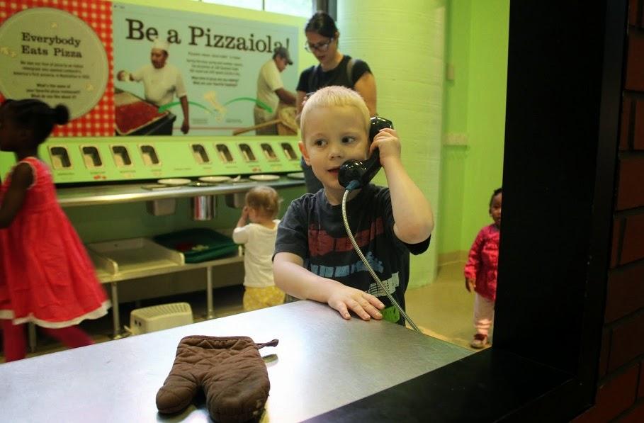Museu da Criança do Brooklyn em Nova York