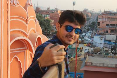My Trip to Jaipur - Rishabh Datta