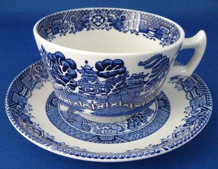 Blue Willow Tea Room Randolph Maine