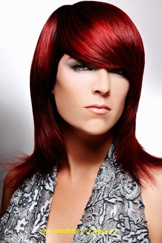 Red Hair Color Fashion Best Red Hair Shades For Women 2012