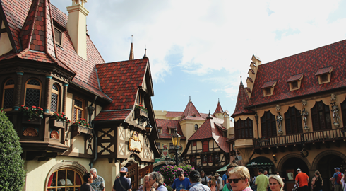 Germany Pavilion Epcot
