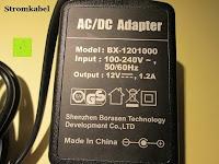 Ntzteil: as - Schwabe Chip-LED-Akku-Strahler 10 W, geeignet für Außenbereich, Gewerbe, blau, 46971