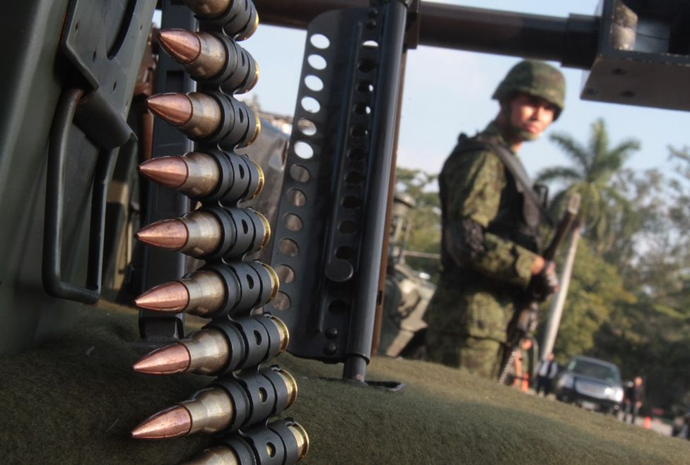 Ejército mexicano: El 'cuestionario' de la muerte