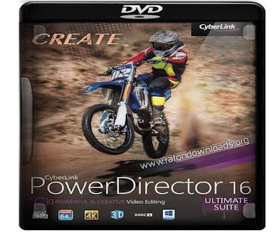 PowerDirector Ultimate Suite 16 Crack e Serial