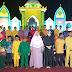 Masyarakat Sawang Ramaikan Penutupan MTQ Tingkat Kelurahan