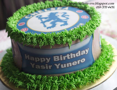 Bellaria Happy Birthday Yasir Yunero
