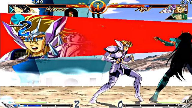Saint Seiya Ultimate Cosmo - Image du Jeu