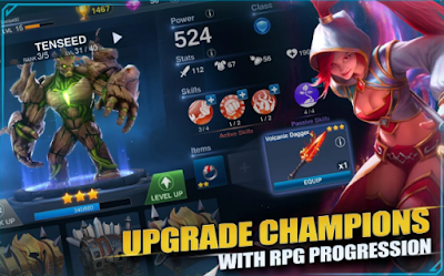 Mod Champions Destiny Terbaru