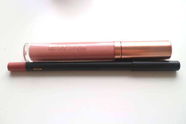 Makeup Revolution Lip Kit - Reign