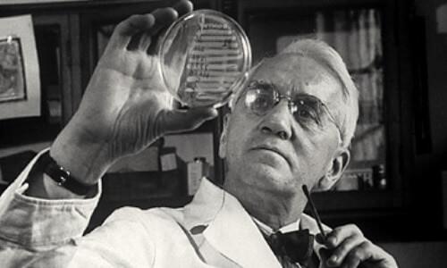 Resistencia bacteriana a antibióticos.