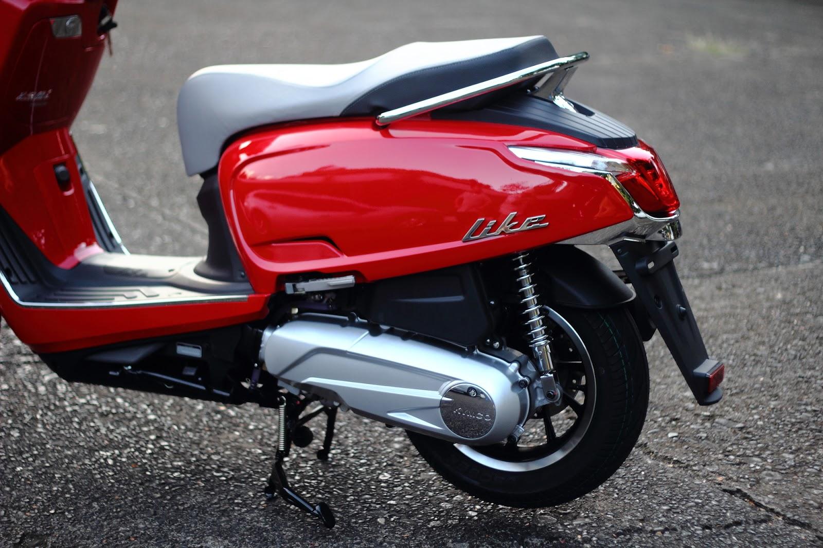 MotoPH.com : KYMCO Like 150i ABS