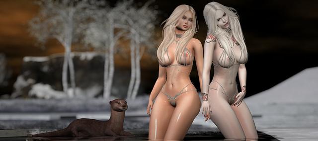 Deux Jills et une loutre - Cara Memiliki Pacar (Istri) Cantik, Seksi, Bahenol & Awet Sepanjang Masa