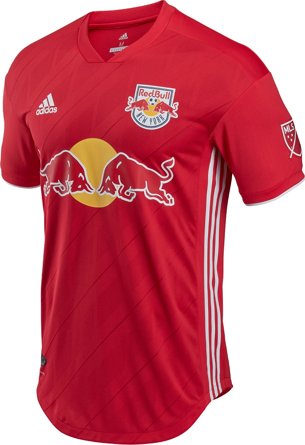 Adidas lança a nova camisa reserva do New York Red Bulls para a MLS 2018 6839e1dbe9ba6