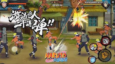 Download Game Naruto Mobile Fighter v1.16.9.3 Apk