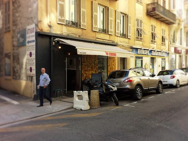 Nizza: ristorante le canon