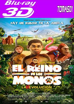 El reino de los monos (2015) 3D Full HOU