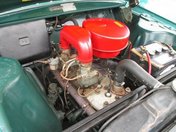 All American Motors >> American Antique Car, 1954 Nash Statesman   Auto ...