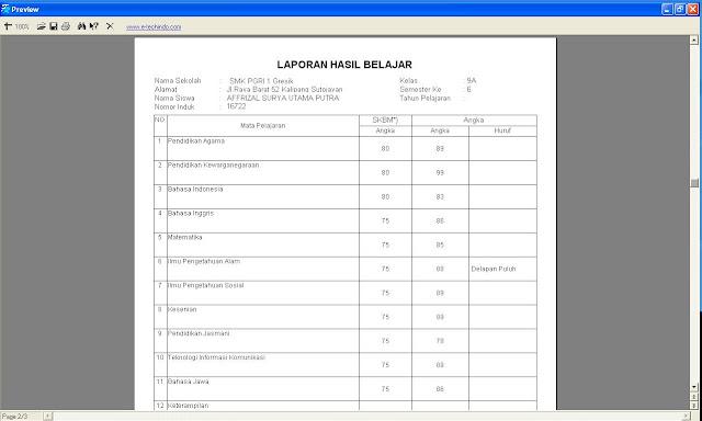 Contoh Daftar Absensi Siswa Download Format Absensi Guru Excel Belajar Office Jual Sofware Sistem Administrasi Sekolah Online Toko Online Wong