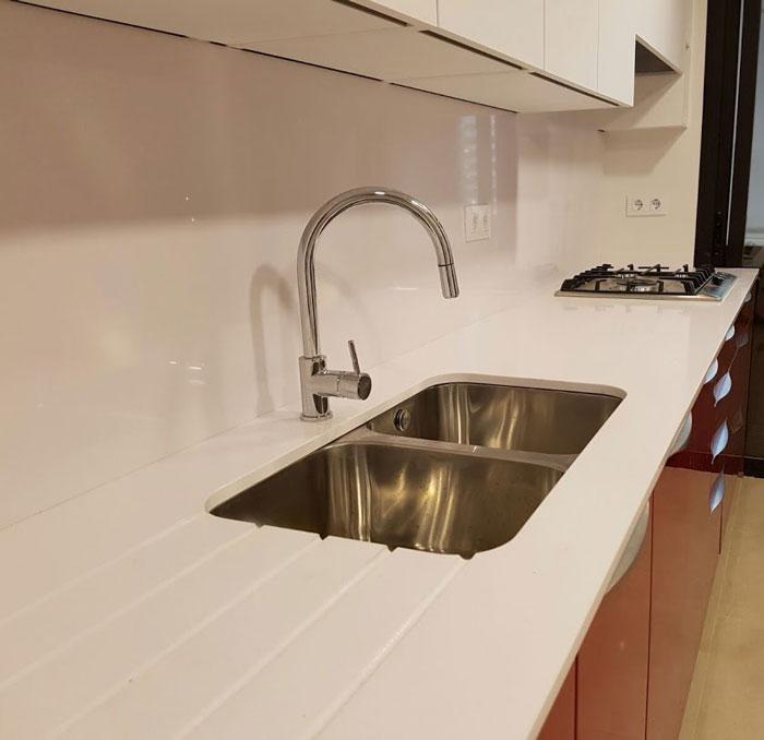 Encimera de cocina en Huesca