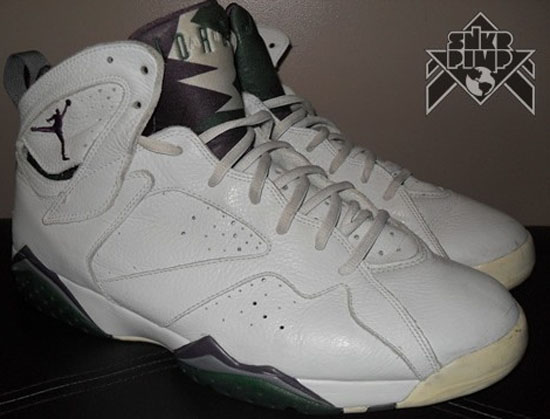90f080ec6b9d Air Jordan 7 Retro Ray Allen