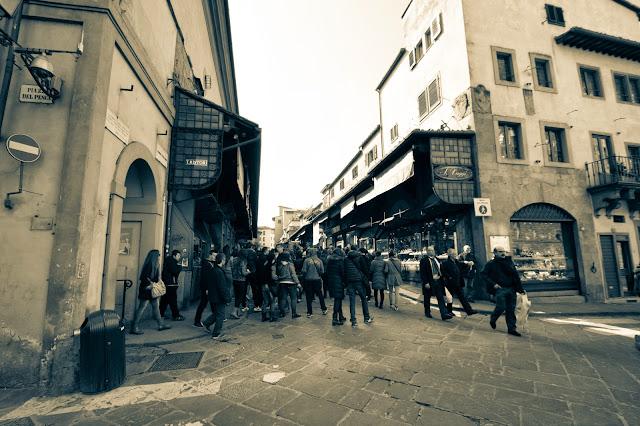 Ponte vecchio-Firenze