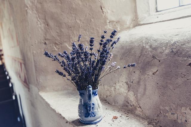 Minyak esensial - Lavendel
