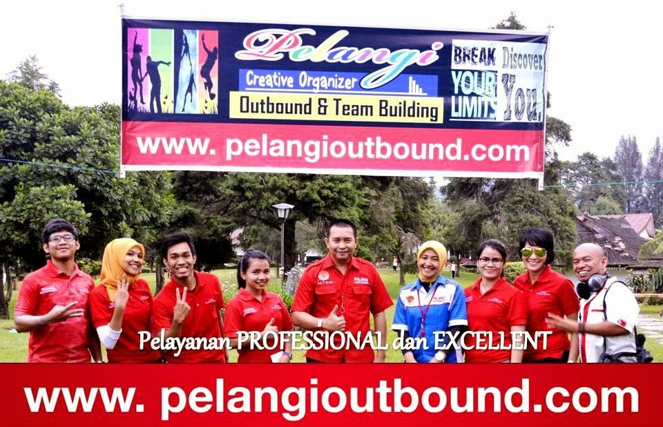 Pelangi Outbound, Provider Outbound di Medan