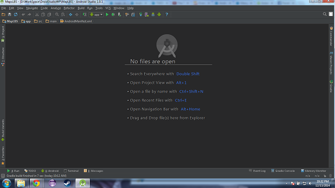 Download Android Studio Application